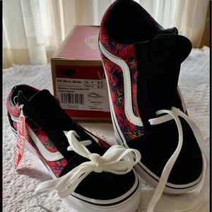 NWT - Vans Old Skool  - Butterfly Dreams